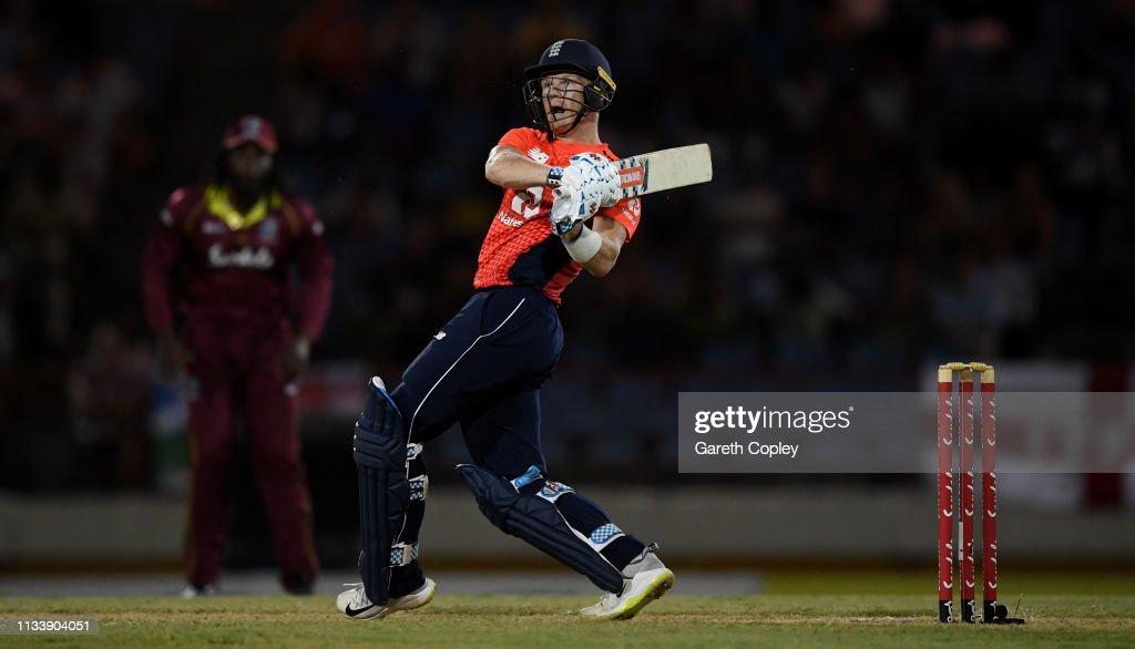 England v West Indies - 1st Twenty20 International : News Photo