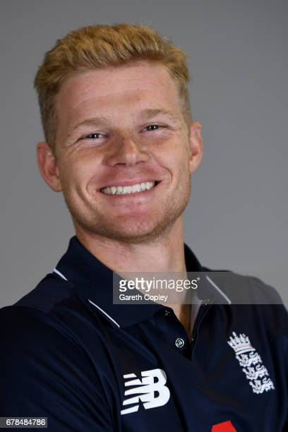 Sam Billings of England poses for a portrait at The Brightside Ground on May 4 2017 in Bristol England
