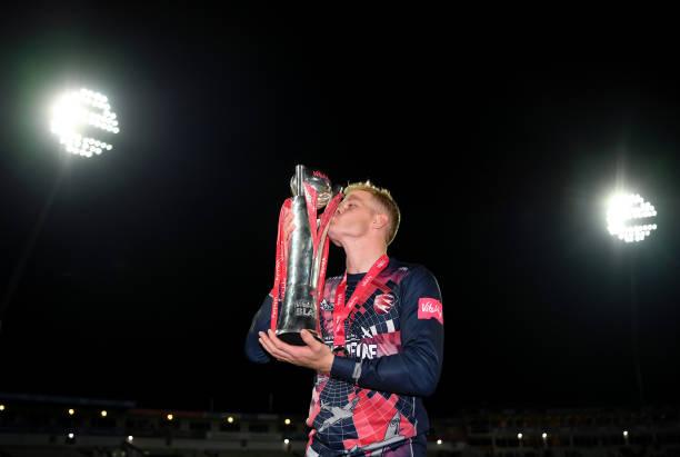GBR: Somerset v Kent: Final - Vitality T20 Blast Finals Day