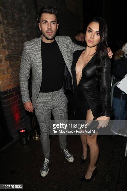 Sam Bird attends a Warner Records BRIT Awards 2020 afterparty at Chiltern Firehouse on February 18 2020 in London England
