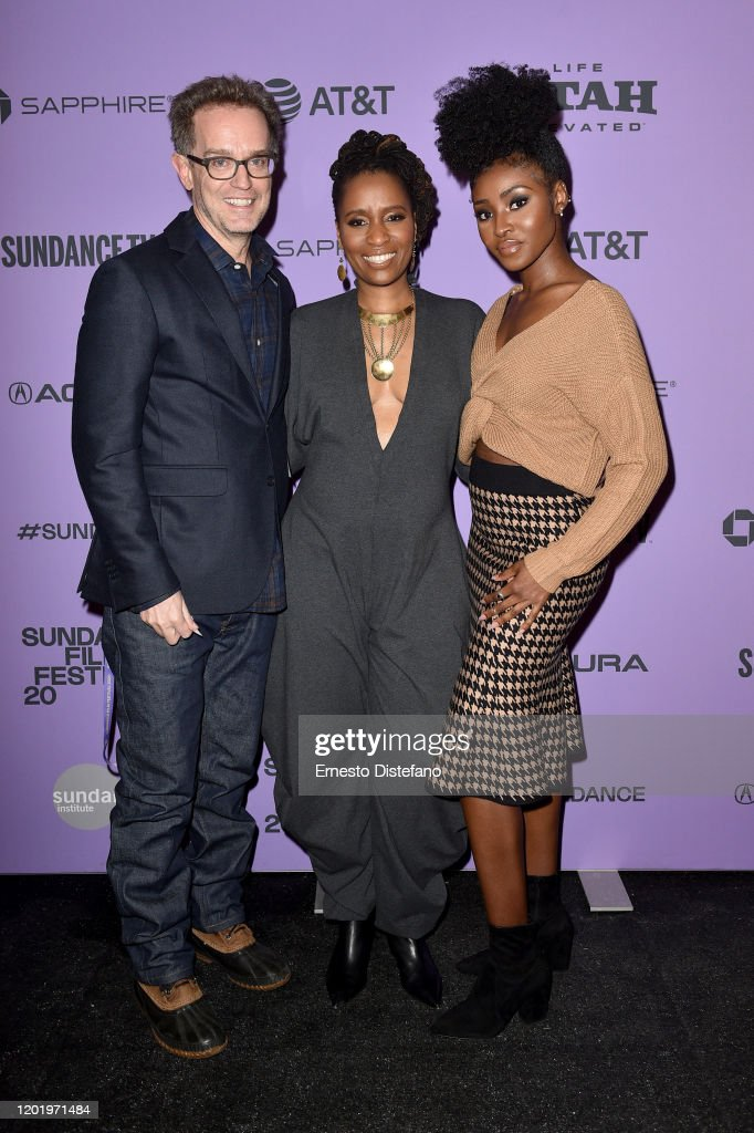 "2020 Sundance Film Festival - ""Farewell Amor"" Premiere : News Photo"