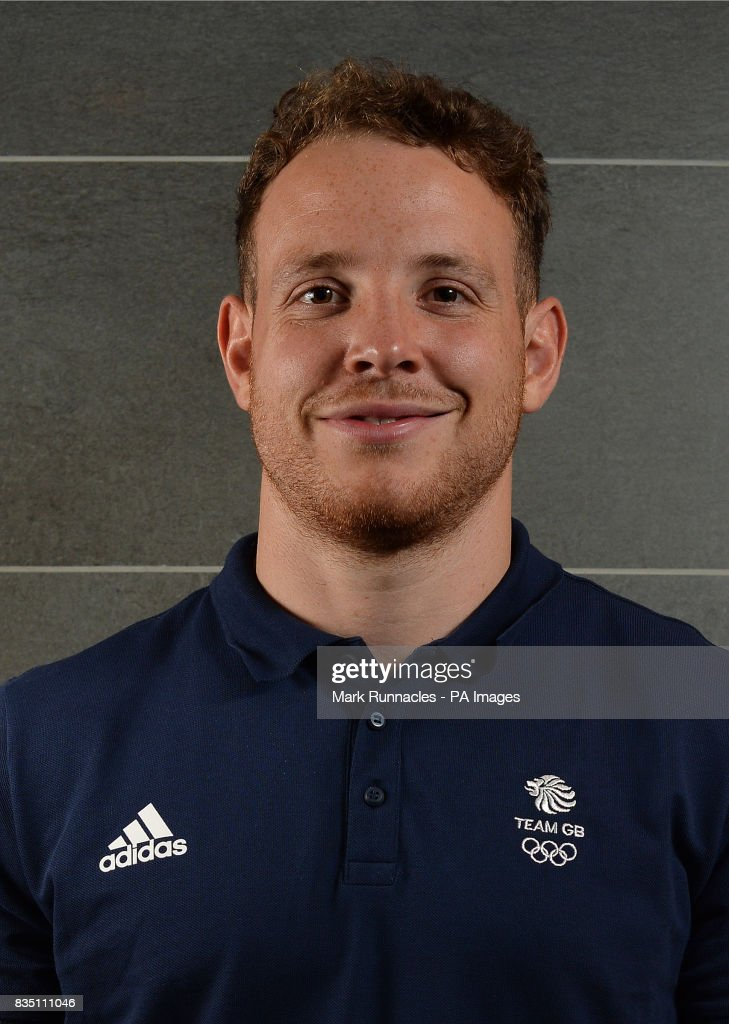 Sam Blanchet during the PyeongChang 2018 Olympic Winter Games photocall at Heriot Watt University, Oriam. PRESS ASSOCIATION Photo. Picture date: Friday August 18, 2017. Photo credit should read: Mark Runnacles/PA Wire