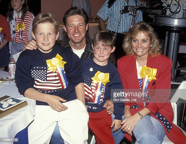 Sam Boxleitner Bruce Boxleitner Lee Boxleitner and Anne DuPont