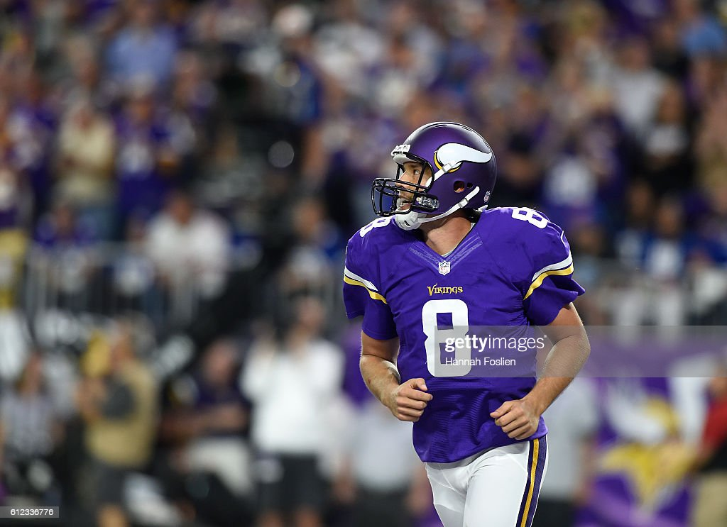 New York Giants v Minnesota Vikings : News Photo