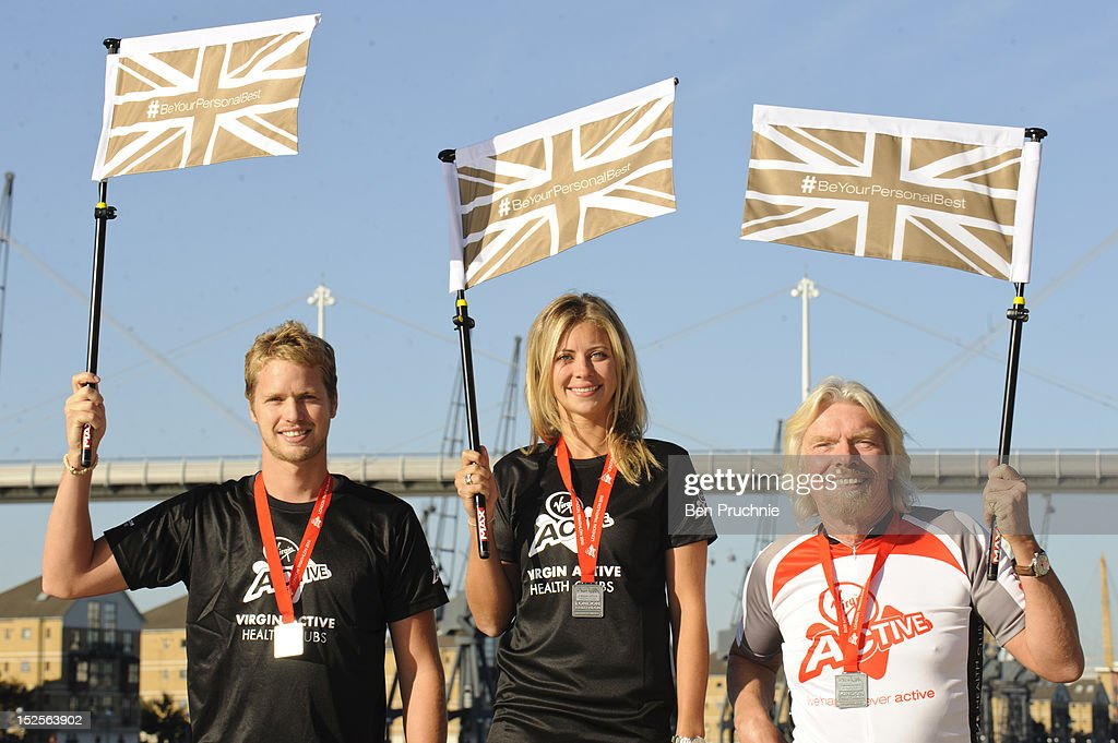 Virgin Active Triathlon - Photocall