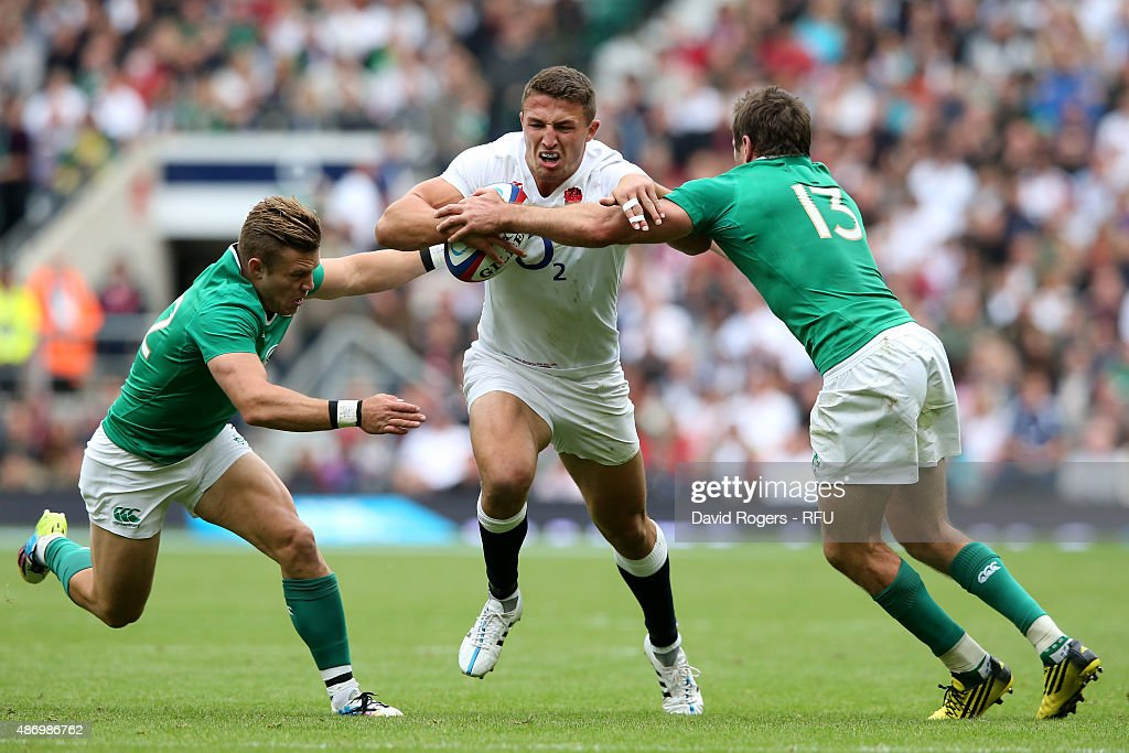 England v Ireland - QBE International