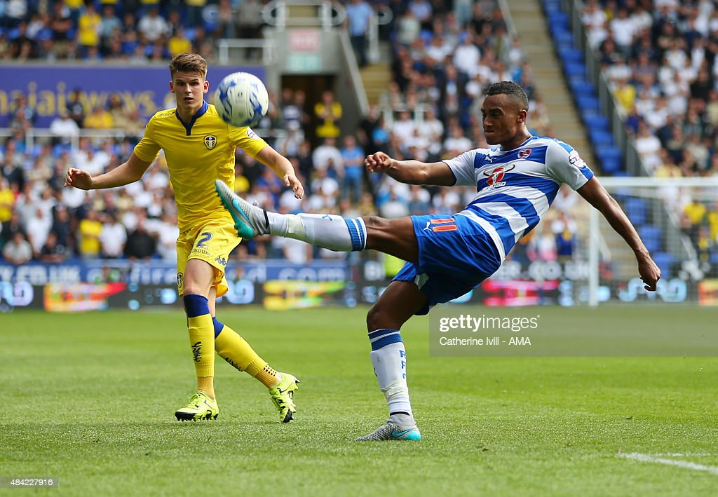 Reading v Leeds - Sky Bet Football League Championship : News Photo