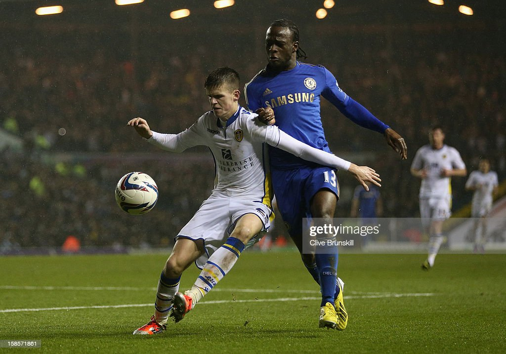 Leeds United v Chelsea - Capital One Cup Quarter-Final : News Photo