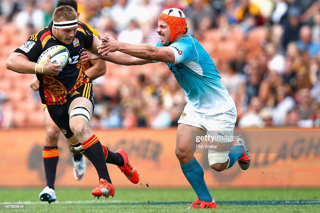 Super Rugby Rd 7 - Chiefs v Cheetahs