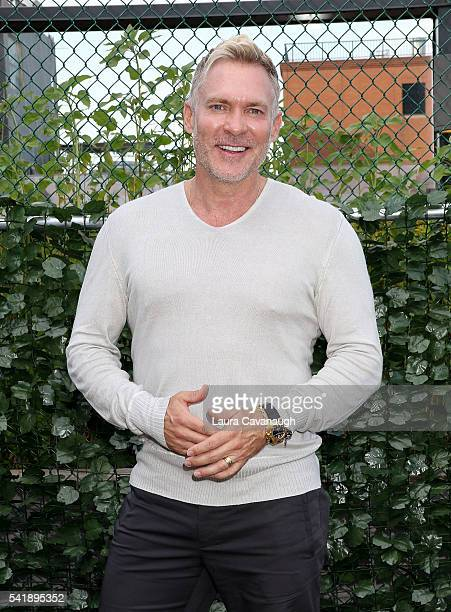 Sam Champion attends 6th Annual Broadway Sings For Pride Concert at JCC Manhattan on June 20 2016 in New York City