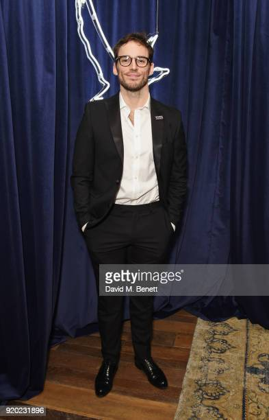 Sam Claflin attends the Grey Goose 2018 BAFTA Awards after party on February 18 2018 in London England