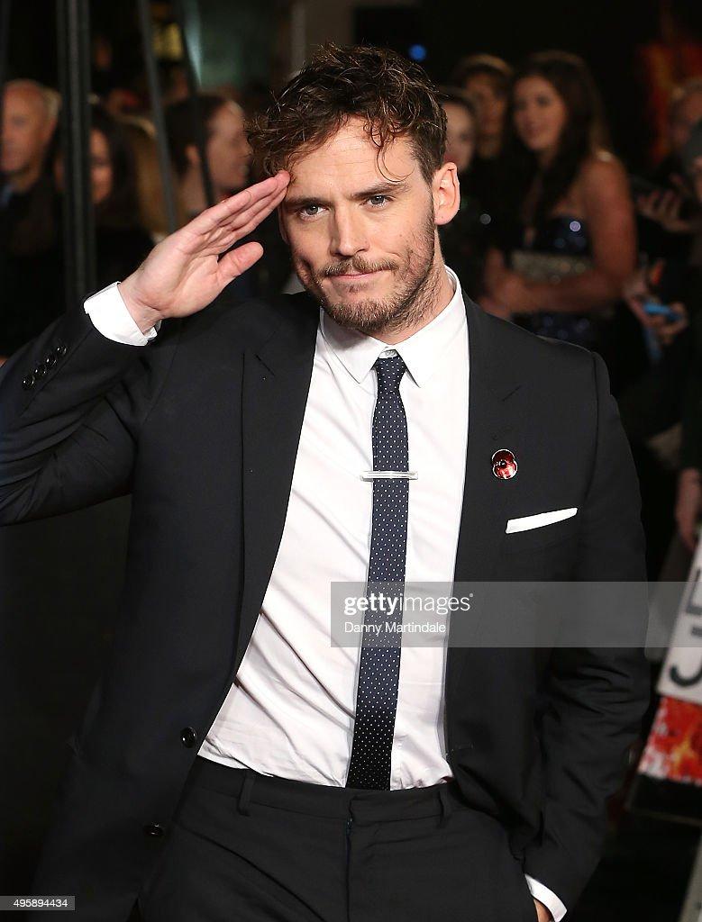 """The Hunger Games: Mockingjay Part 2"" - UK Premiere"