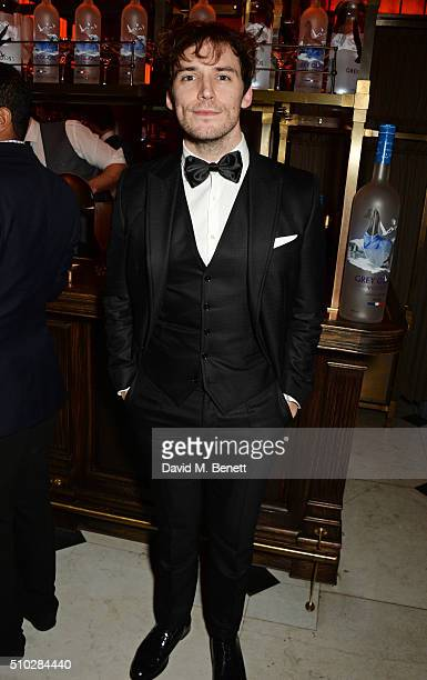 Sam Claflin attends The Weinstein Company Entertainment Film Distributors Studiocanal 2016 BAFTA After Party in partnership with BVLGARI GREY GOOSE...