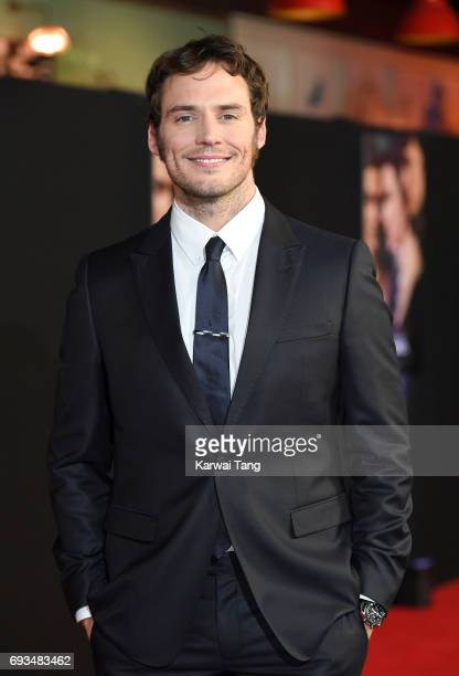 Sam Claflin attends the World Premiere of My Cousin Rachel at Picturehouse Central on June 7 2017 in London England