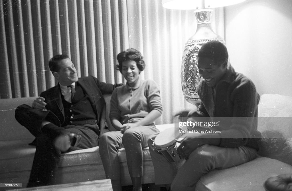 Sam Cooke , his wife Barbara Cooke and a man on November ...