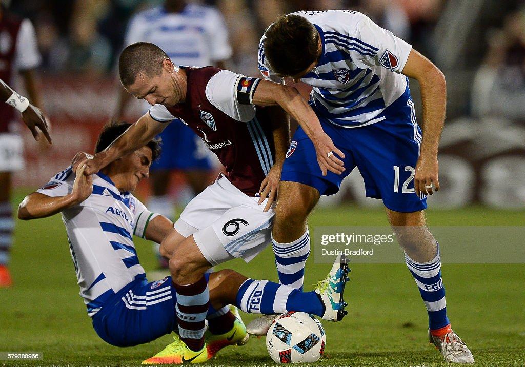 FC Dallas v Colorado Rapids : News Photo