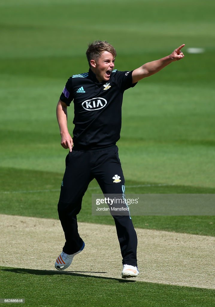 Surrey v Hampshire - Royal London One-Day Cup : News Photo