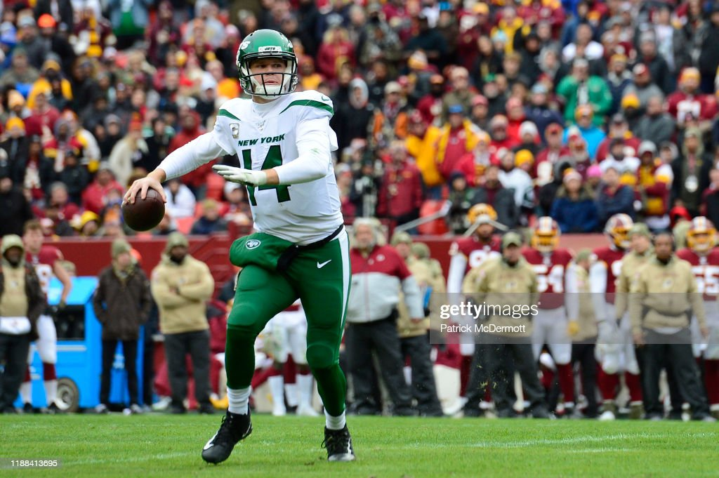 New York Jets v Washington Redskins : News Photo