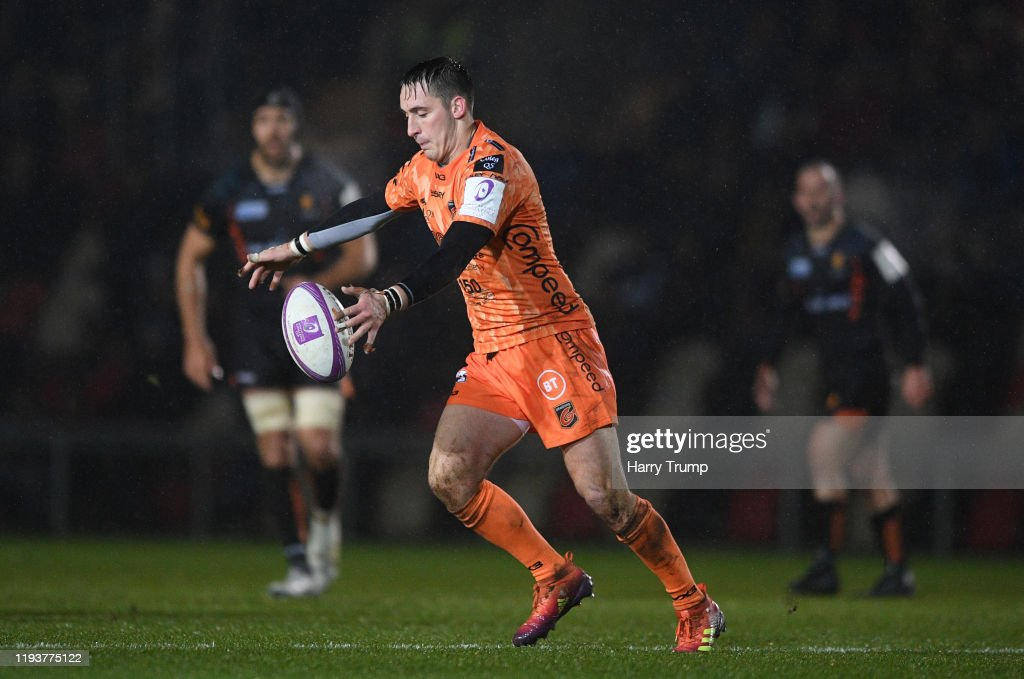 Dragons Rugby v Worcester Warriors - European Rugby Challenge Cup : News Photo