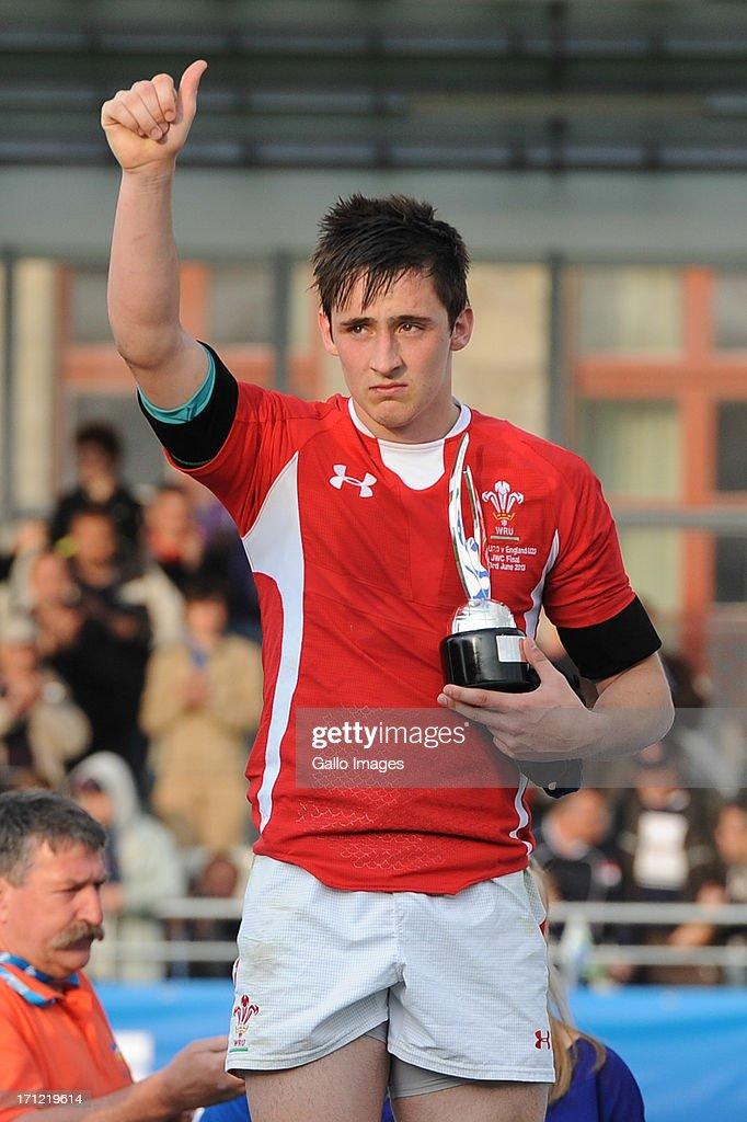 2013 IRB Junior World Championship, Final: England v Wales : News Photo