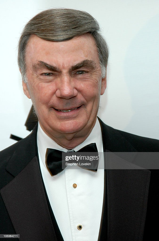 Sam Donaldson during American-Italian Cancer Foundation Annual Benefit Gala at The Pierre Hotel in New York City, New York, United States.