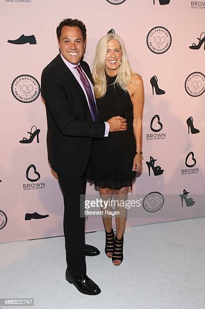 e2a8cc119fe345 Sam Edelman and Libby Edelman attend the Brown Shoe Company Celebrates 100  Years on New York