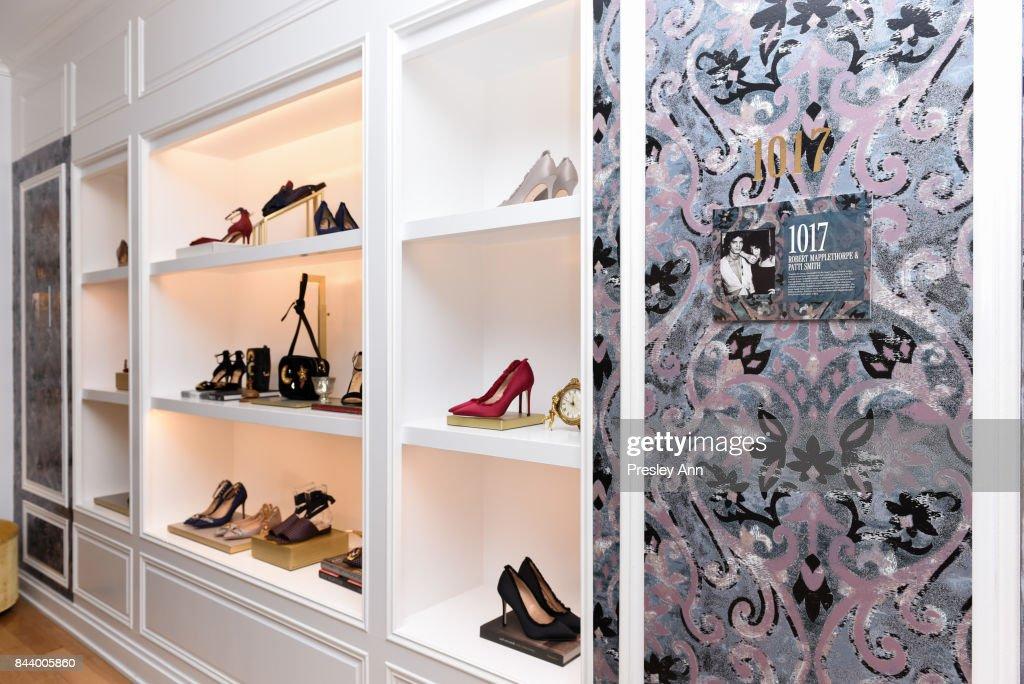 d78ece180 Sam Edelman atmosphere at the Sam Edelman NYFW Fashion Refresh on ...