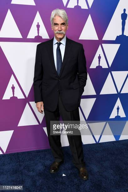 Sam Elliot attends the 91st Oscars Nominees Luncheon at The Beverly Hilton Hotel on February 04 2019 in Beverly Hills California