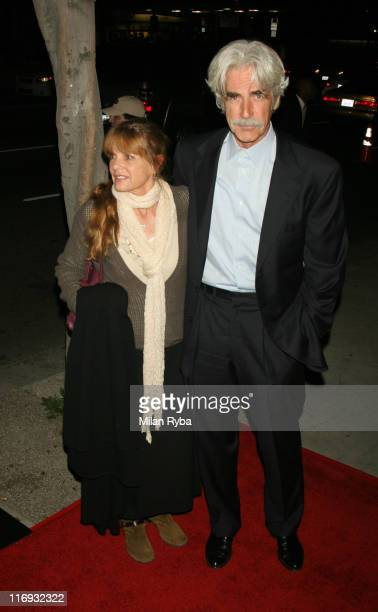 "Sam Elliott and Katherine Ross during ""Thank You For Smoking"" Los Angeles Premiere - Arrivals at Directors Guild Of America in Los Angeles,..."