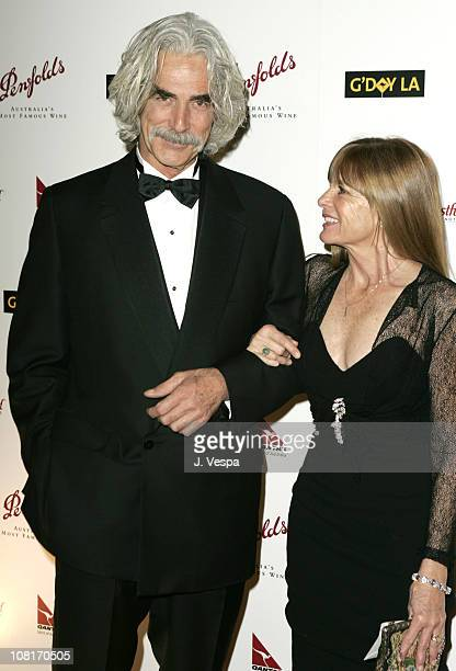 Sam elliott wife stock photos and pictures getty images for How old is katherine ross and sam elliott