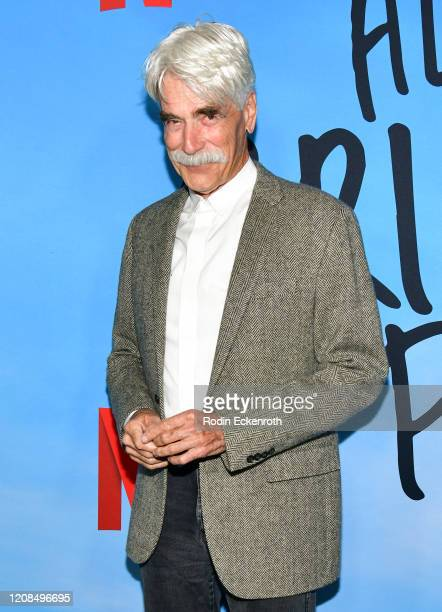 """Sam Elliott attends a Special Screening of Netflix's """"All The Bright Places"""" at ArcLight Hollywood on February 24, 2020 in Hollywood, California."""