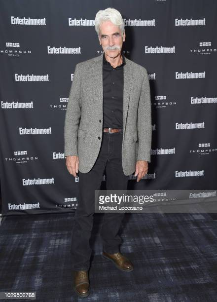 Sam Elliott attends Entertainment Weekly's Must List Party at the Toronto International Film Festival 2018 at the Thompson Hotel on September 8, 2018...