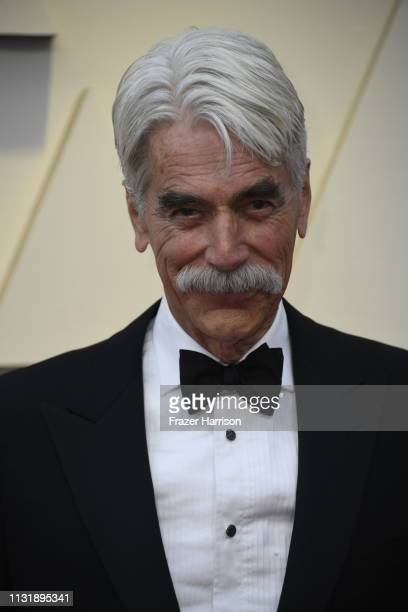 Sam Elliott attends the 91st Annual Academy Awards at Hollywood and Highland on February 24, 2019 in Hollywood, California.