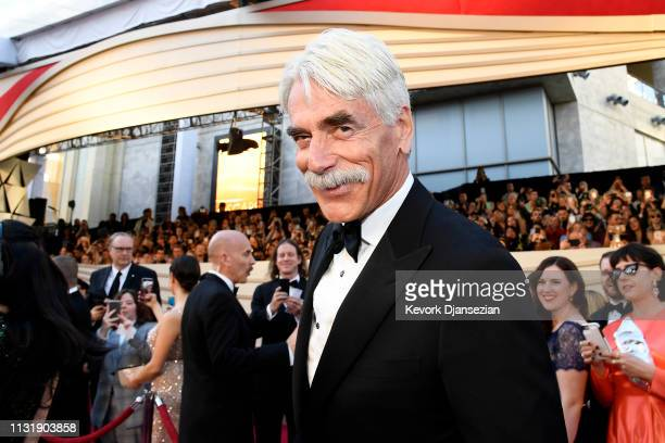 Sam Elliott attends the 91st Annual Academy Awards at Hollywood and Highland on February 24 2019 in Hollywood California