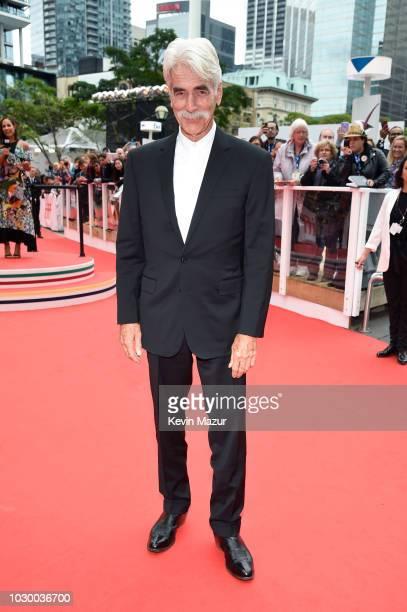 Sam Elliott attends the A Star Is Born premiere during 2018 Toronto International Film Festival at Roy Thomson Hall on September 9 2018 in Toronto...