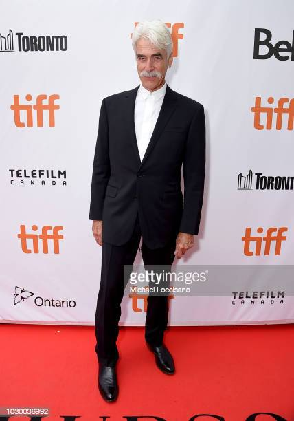 """Sam Elliott attends the """"A Star Is Born"""" premiere during 2018 Toronto International Film Festival at Roy Thomson Hall on September 9, 2018 in..."""