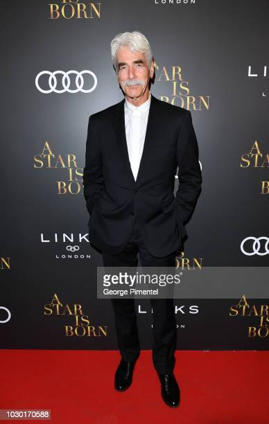 """Sam Elliott attends the Audi Canada And Links Of London Co-Hosted Post-Screening Event For """"A Star Is Born"""" During The Toronto International Film..."""