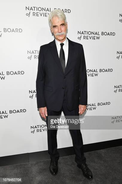 Sam Elliott attends The National Board of Review Annual Awards Gala at Cipriani 42nd Street on January 8, 2019 in New York City.