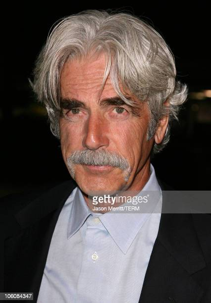 """Sam Elliott during """"Thank You For Smoking"""" Los Angeles Premiere at Directors Guild of America in Hollywood, California, United States."""