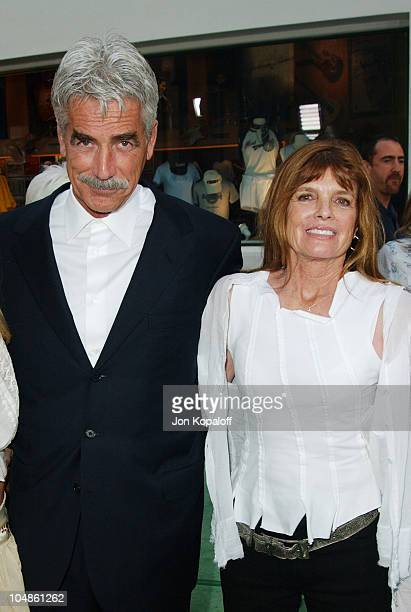 Kathy elliott stock photos and pictures getty images for Katharine ross sam elliott daughter