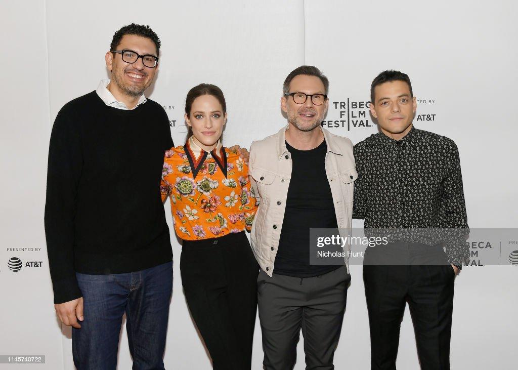 Tribeca Talks - A Farewell To Mr. Robot - 2019 Tribeca Film Festival : News Photo