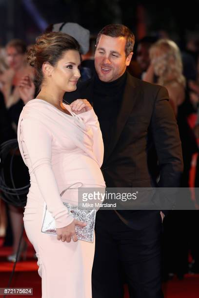 Sam Faiers and Paul Knightley arrive at the ITV Gala held at the London Palladium on November 9 2017 in London England