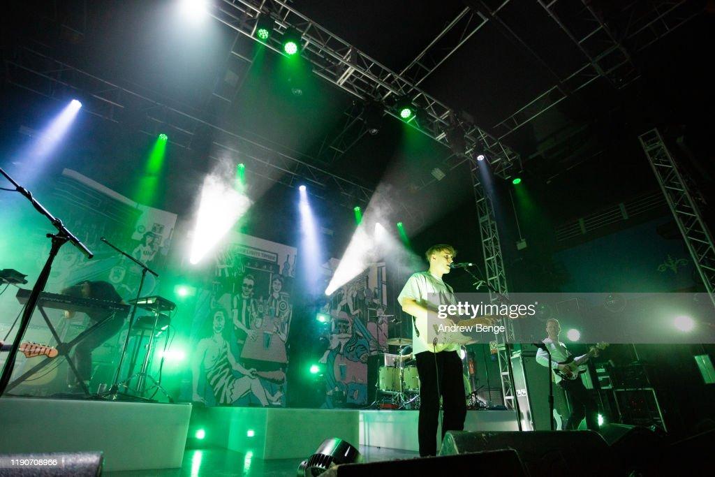 Sam Fender Performs At O2 Academy, Leeds : News Photo