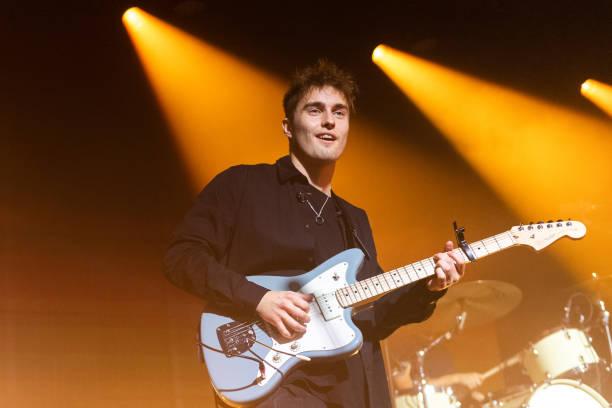 GBR: Sam Fender Performs At Barrowland Ballroom, Glasgow