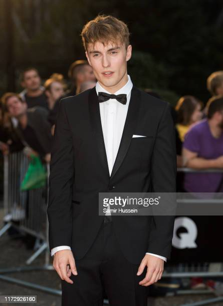 Sam Fender sattends the GQ Men Of The Year Awards 2019 at Tate Modern on September 03 2019 in London England