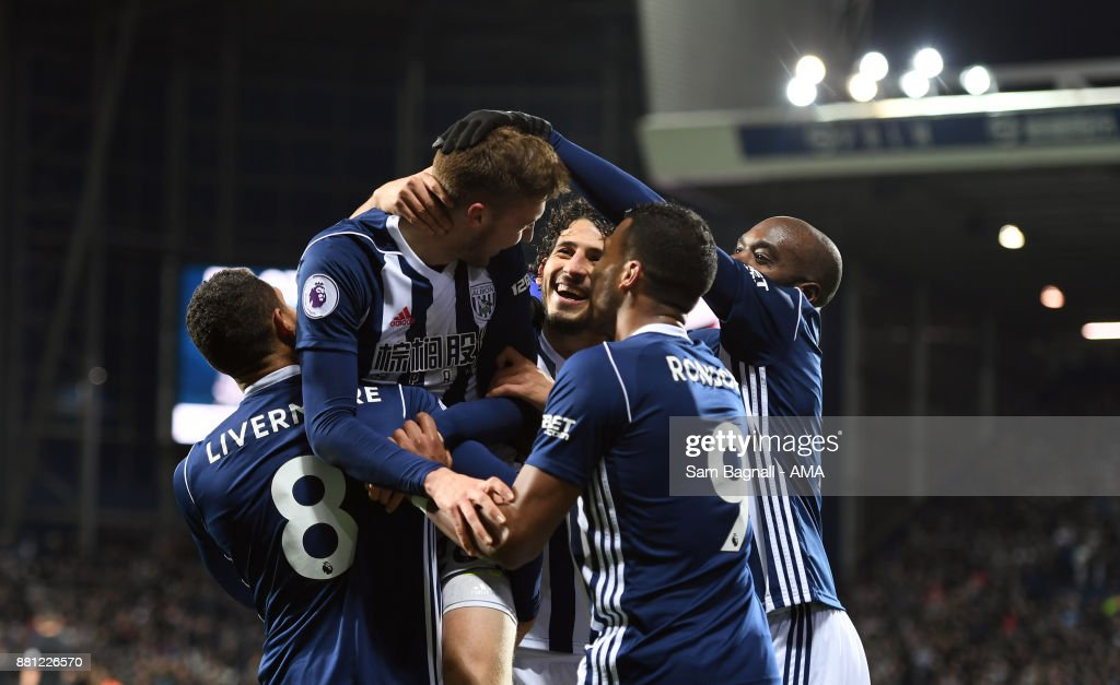 West Bromwich Albion v Newcastle United - Premier League : News Photo