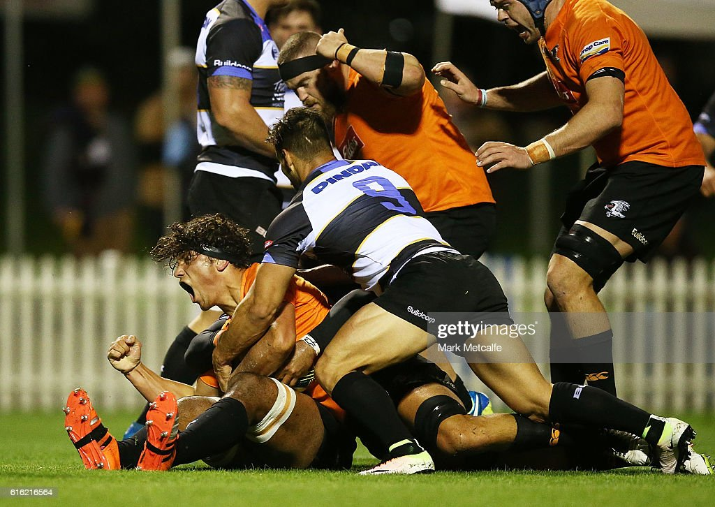 NRC Grand Final - NSW Country Eagles v Perth Spirit : News Photo