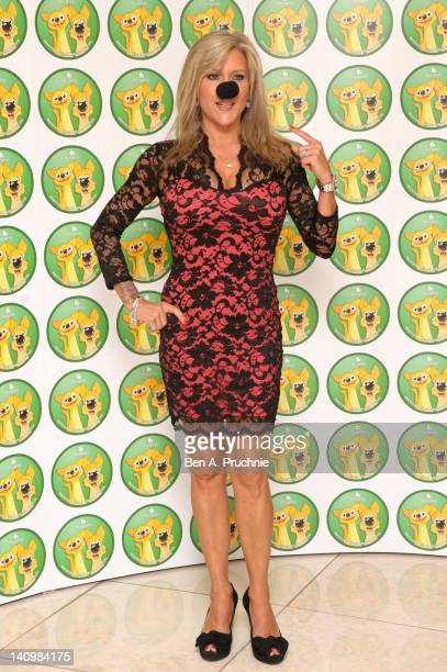 Sam Fox attends the Burgess Wetnose Animal Rescue Awards 2012 at Jumeirah Carlton Tower on March 9, 2012 in London, United Kingdom.