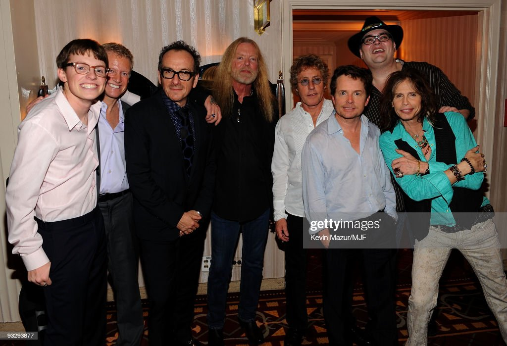 """""""A Funny Thing Happened On The Way To Cure Parkinson's"""" Benefit- Green Room"""