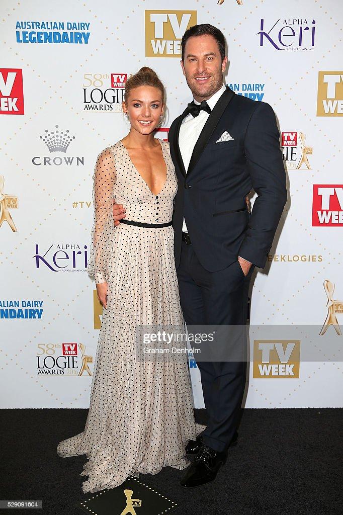 2016 Logie Awards - Arrivals : News Photo